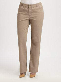 Lafayette 148 New York, Salon Z - Curvy Classic Jeans