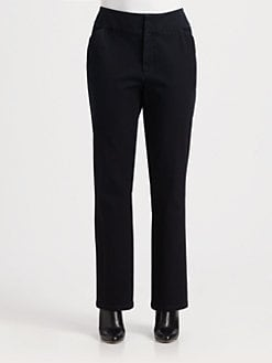 Lafayette 148 New York, Salon Z - Bi-Stretch Jeans