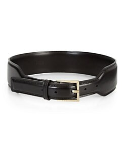 BOSS HUGO BOSS - Leather Tia Belt