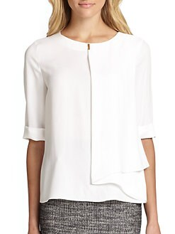 BOSS HUGO BOSS - Silk Inala Top