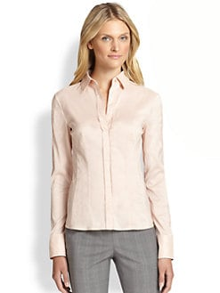 BOSS HUGO BOSS - Bashina Zippered Shirt