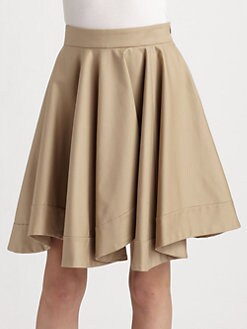 BOSS Black - Veliera Gathered A-Line Skirt