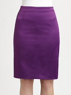 BOSS Black - Satin Skirt