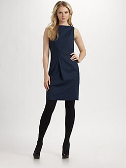 BOSS Black - Double Stretch Sheath Dress