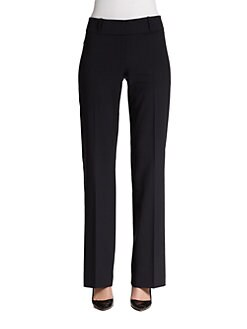 BOSS Black - Stretch Bootcut Pants