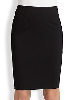 BOSS Black - Tropical Melange Skirt