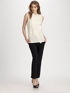 BOSS Black - Silk/Cashmere Top