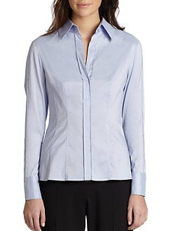 BOSS HUGO BOSS - Bashina Button-Front Shirt