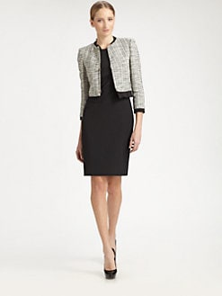 BOSS Black - Tweed Jacket