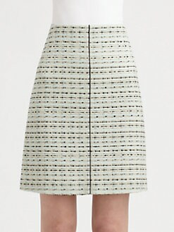 BOSS Black - Tweed A-Line Skirt
