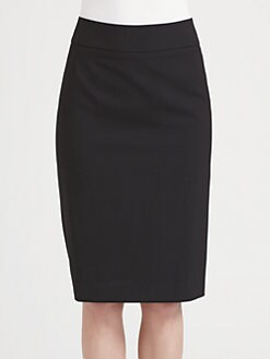 BOSS Black - Stretch Pencil Skirt