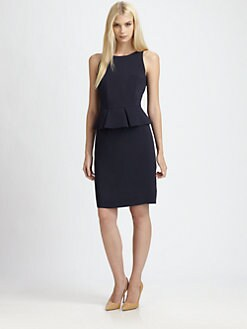 BOSS Black - Peplum Dress