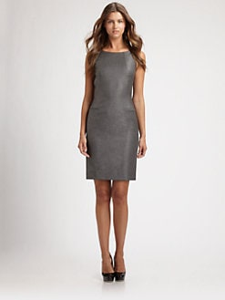 BOSS Black - Sleeveless Shift Dress