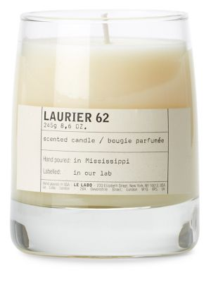Laurier 62 Candle/8.6 oz.