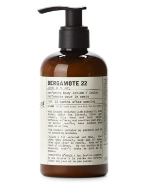 Bergamote 22 Body Lotion