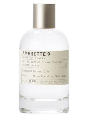 Ambrette 9 Eau de Parfum/3.4 oz.