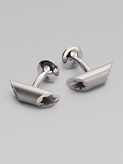 Montblanc - Silver Collection Cuff Links