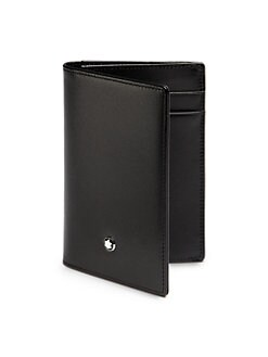 Montblanc - Leather Business Card Holder