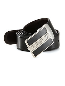Montblanc - Rectangular Buckle Belt
