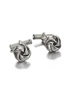 Montblanc - Knot Cuff Links