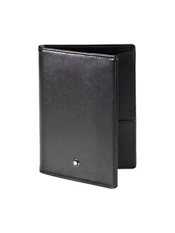 Montblanc - Passport Holder