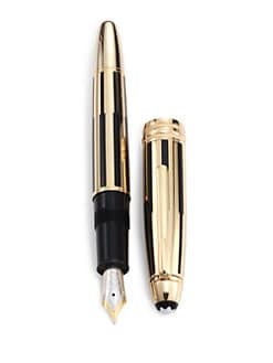 Montblanc - Piston Fountain Pen