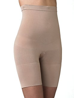 Spanx - Slim Cognito Mid-Thigh Bodysuit