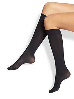 Fogal - Opaque Knee Highs