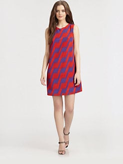 M Missoni - Lightning Bolt Dress