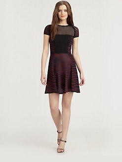 M Missoni - Mesh Knit Dress