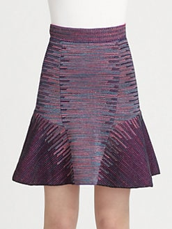 M Missoni - Space-Dyed Knit Skirt