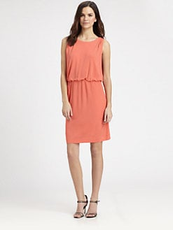 M Missoni - Blouson Jersey Dress