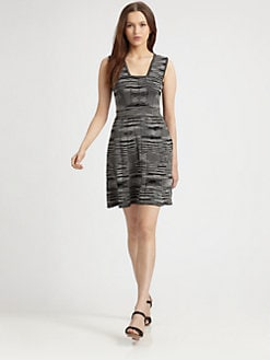 M Missoni - Space-Dye Stretch Dress