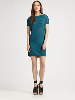 M Missoni - Ribbed Space-Dye Dress
