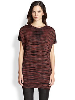 M Missoni - Spacedye Wedge Tunic