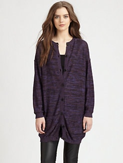 M Missoni - Space-Dyed Boyfriend Cardigan