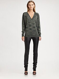 M Missoni - V-Neck Sweater