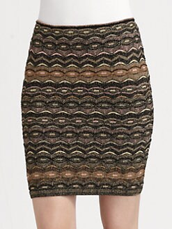 M Missoni - Tube Skirt