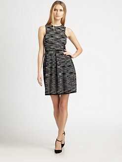 M Missoni - Space-Dye Knit Dress