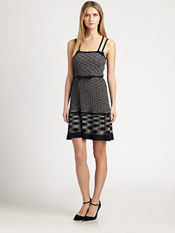 M Missoni - Space-Dye Camisole Dress