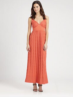 M Missoni - Wave Maxi Dress
