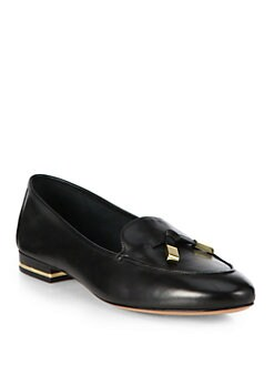 Michael Kors - Jemma Leather Loafers