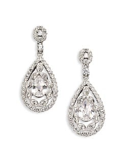 Adriana Orsini - Tear Drop Earrings
