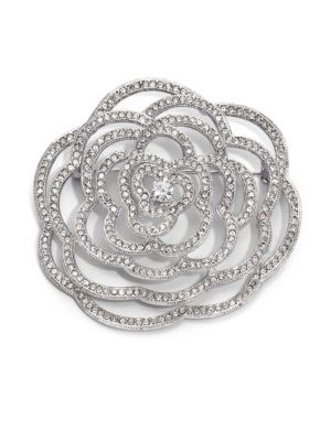 Image of Open Flower Pin