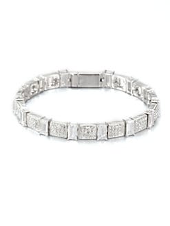 Adriana Orsini - Pav&eacute; Link Bracelet