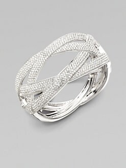 Adriana Orsini - Woven Strand Bracelet