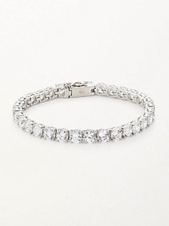 Adriana Orsini - Sterling Silver Tennis Bracelet