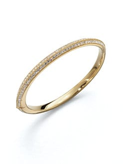 Adriana Orsini - Knife Edge Bangle Bracelet