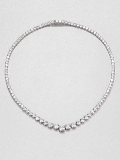 Adriana Orsini - Faceted Graduated Necklace