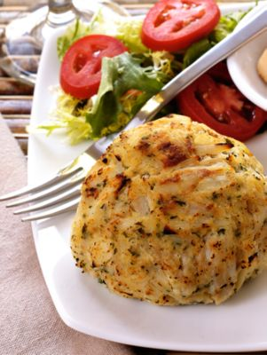 Jumbo Maryland Crab Cakes